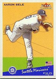 2002 Fleer Tradition #159 Aaron Sele
