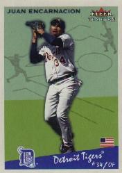 2002 Fleer Tradition #171 Juan Encarnacion