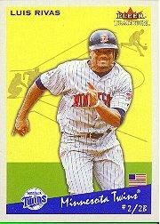 2002 Fleer Tradition #174 Luis Rivas
