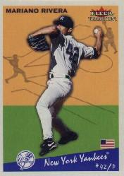 2002 Fleer Tradition #175 Mariano Rivera