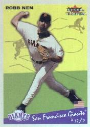 2002 Fleer Tradition #182 Robb Nen