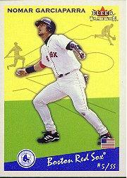 2002 Fleer Tradition #194 Nomar Garciaparra