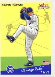 2002 Fleer Tradition #195 Kevin Tapani