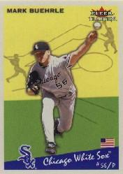2002 Fleer Tradition #196 Mark Buehrle