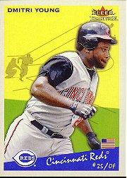 2002 Fleer Tradition #197 Dmitri Young