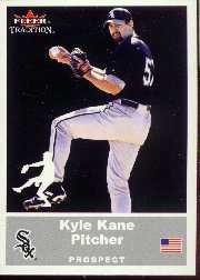 2002 Fleer Tradition Update #U6 Kyle Kane SP RC