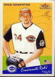 2002 Fleer Tradition Update #U102 Ryan Dempster