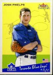 2002 Fleer Tradition Update #U103 Josh Phelps