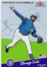 2002 Fleer Tradition Update #U120 Antonio Alfonseca