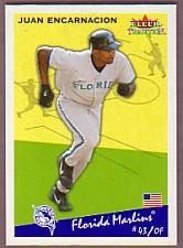 2002 Fleer Tradition Update #U136 Juan Encarnacion