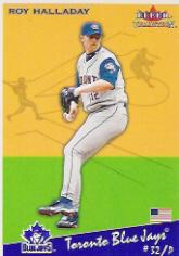 2002 Fleer Tradition Update #U185 Roy Halladay front image