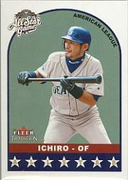 2002 Fleer Tradition Update #U312 Ichiro Suzuki AS