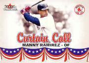 2002 Fleer Tradition Update #U385 Manny Ramirez CC