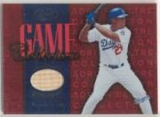 2002 Leaf Game Collection #ABB Adrian Beltre Bat
