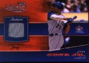 2002 Playoff Piece of the Game Materials #39A Jose Cruz Jr. Jsy