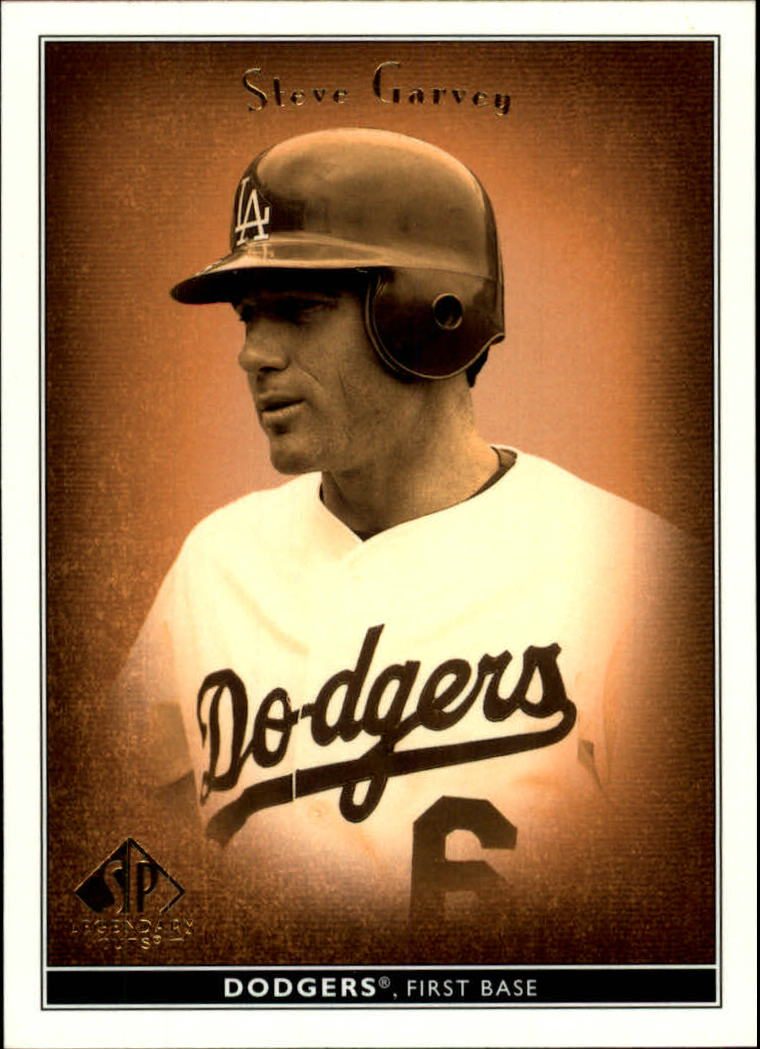 2002 SP Legendary Cuts #74 Steve Garvey
