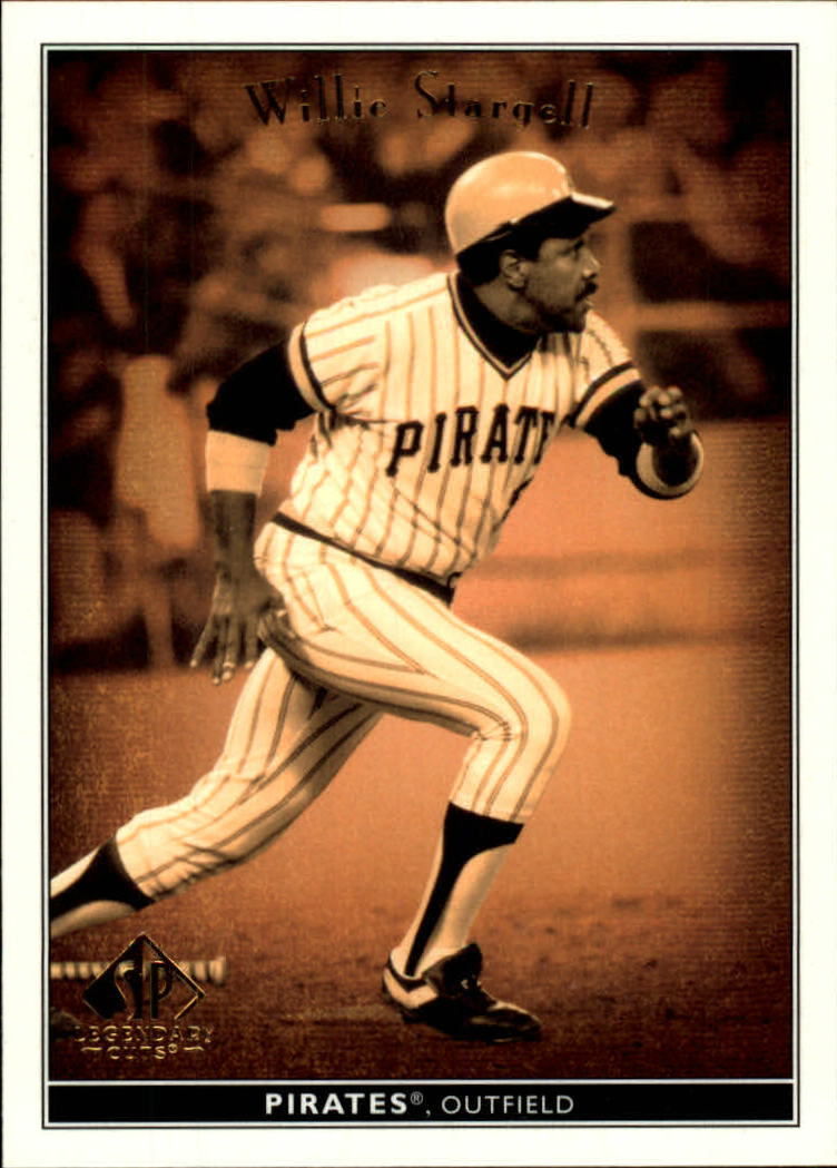 2002 SP Legendary Cuts #88 Willie Stargell