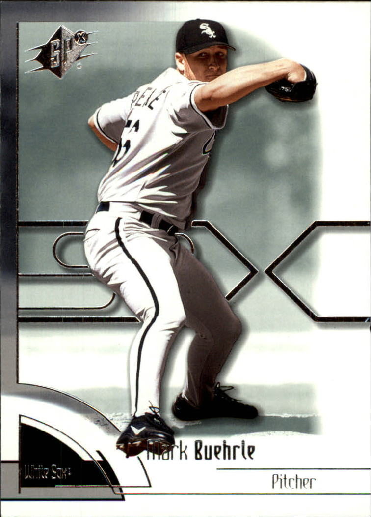 2002 SPx #36 Mark Buehrle