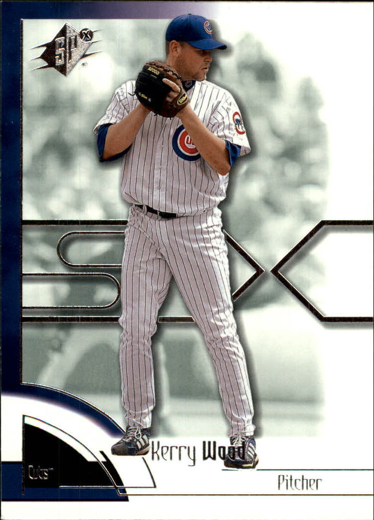 2002 SPx #57 Kerry Wood