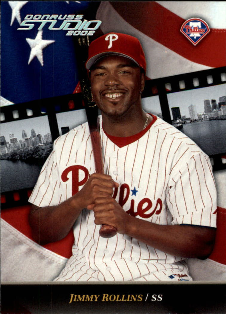 2002 Studio #54 Jimmy Rollins