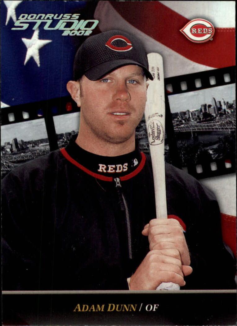 2002 Studio #200 Adam Dunn