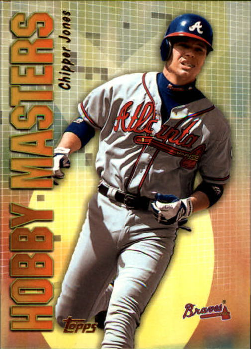 2002 Topps Hobby Masters #HM3 Chipper Jones