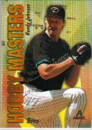 2002 Topps Hobby Masters #HM12 Randy Johnson