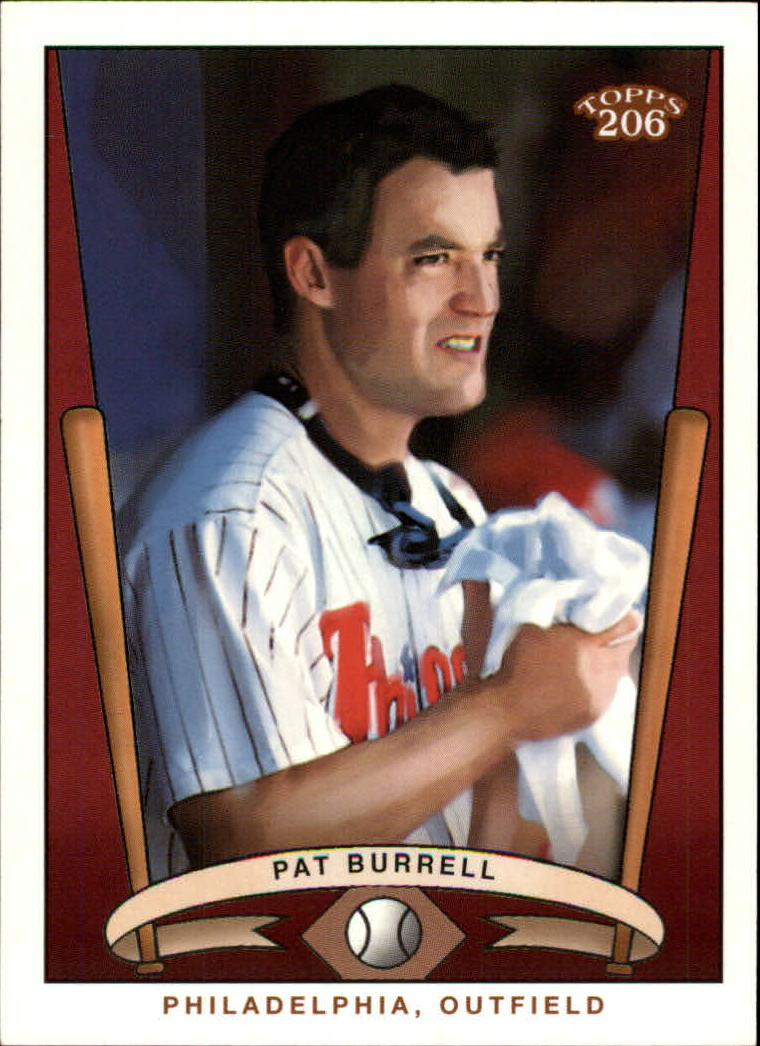 2002 Topps 206 Team 206 Series 3 #15 Pat Burrell