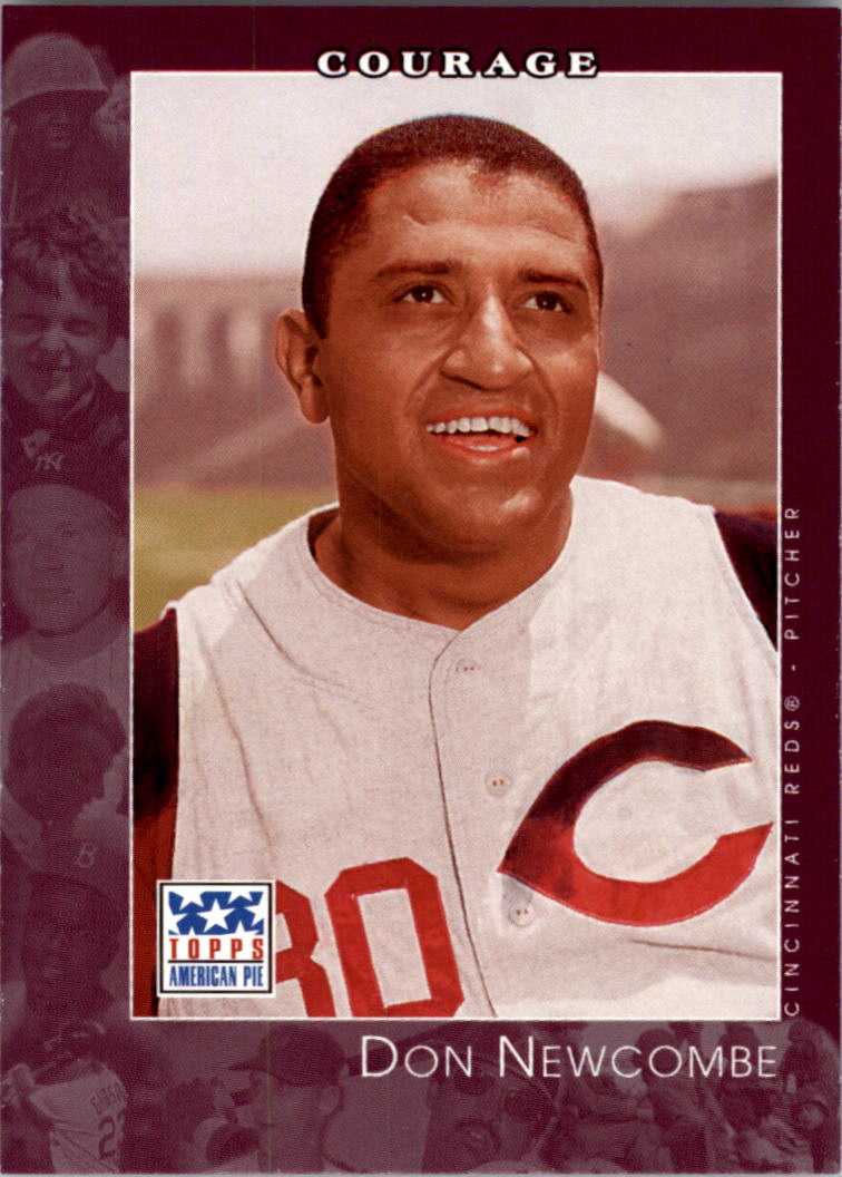 2002 Topps American Pie #10 Don Newcombe
