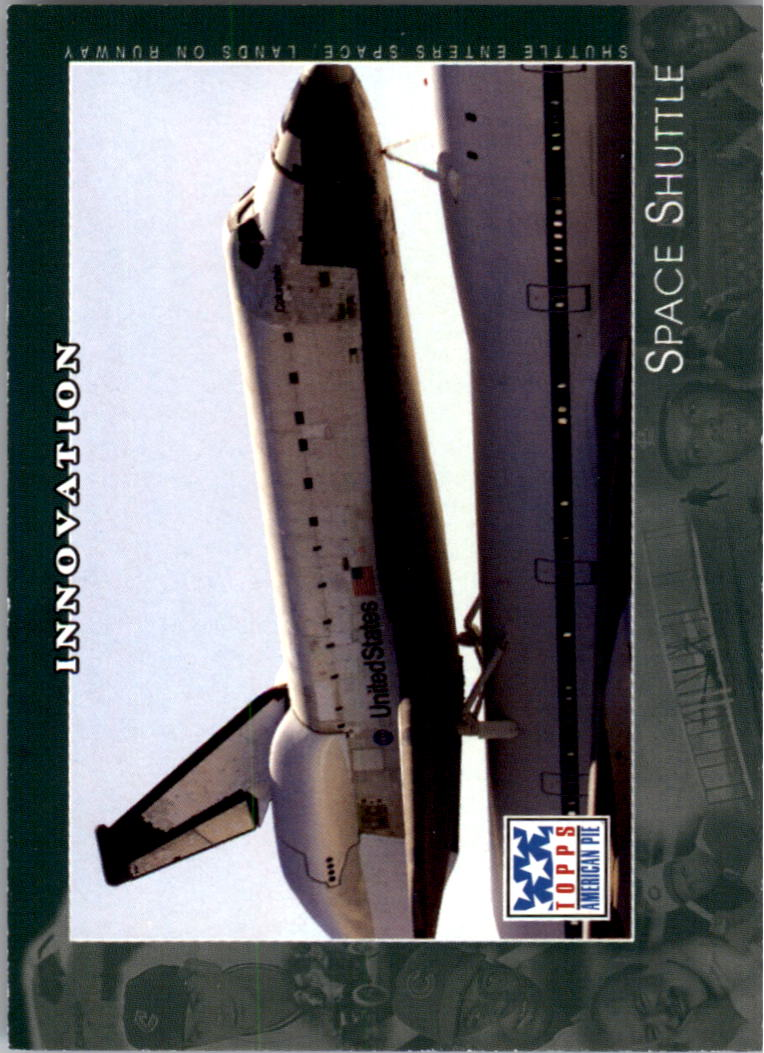 2002 Topps American Pie #64 Space Shuttle