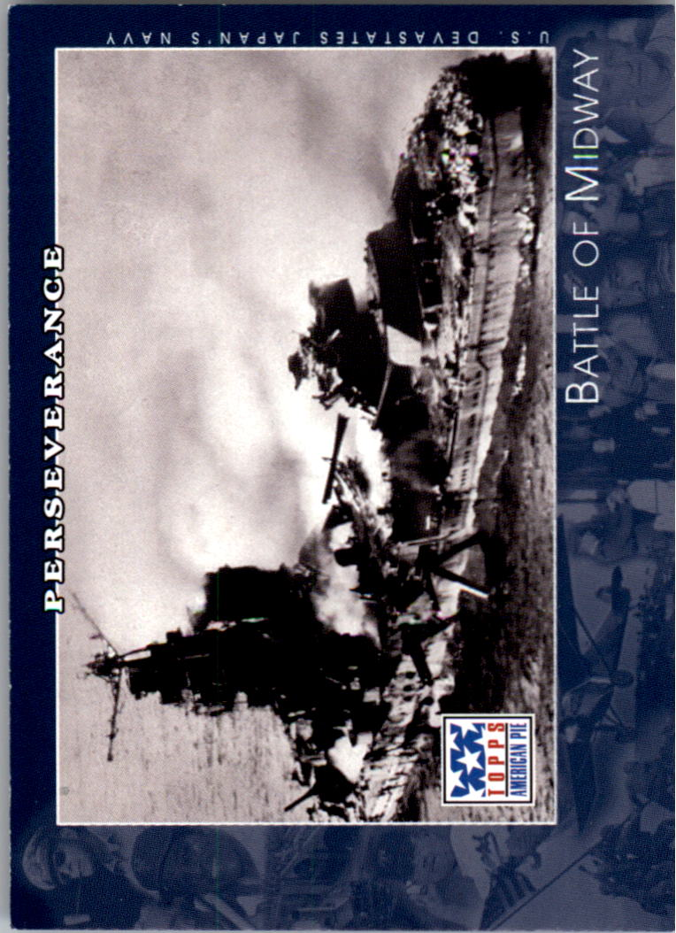 2002 Topps American Pie #68 Battle Of Midway