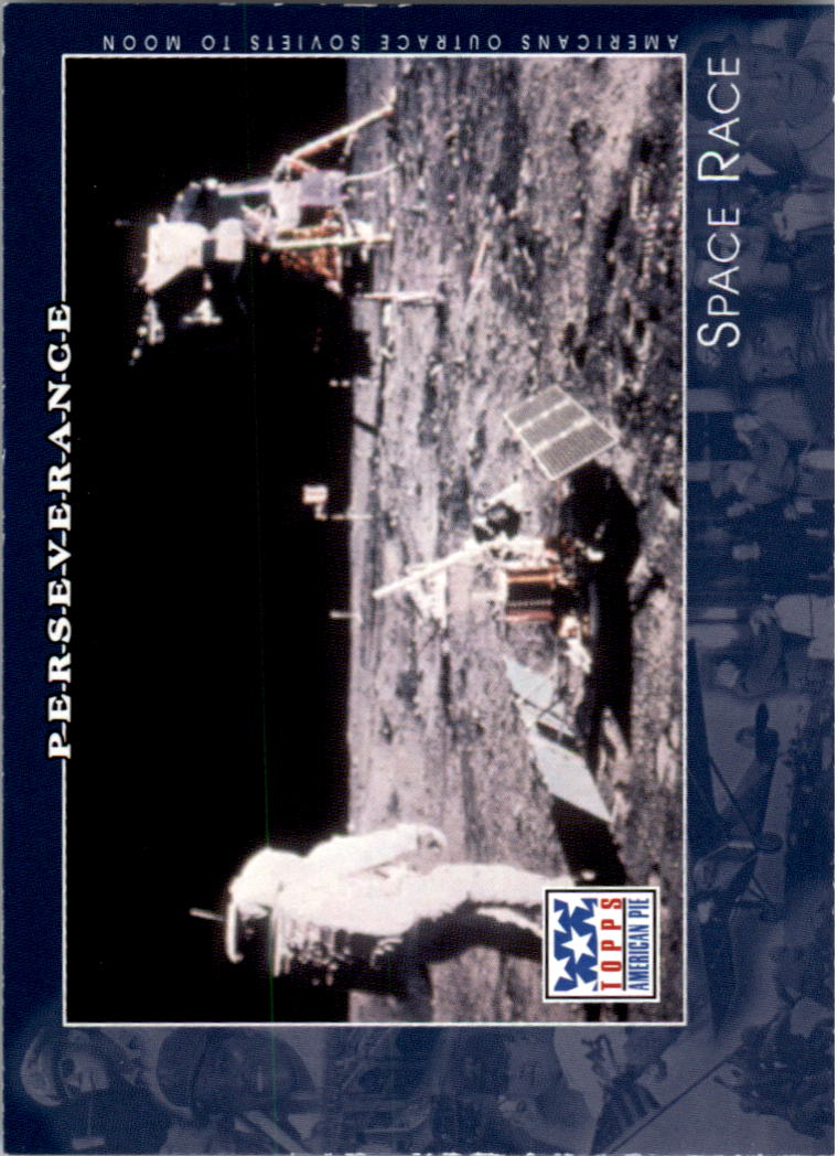2002 Topps American Pie #73 Space Race