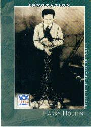 2002 Topps American Pie #109 Harry Houdini