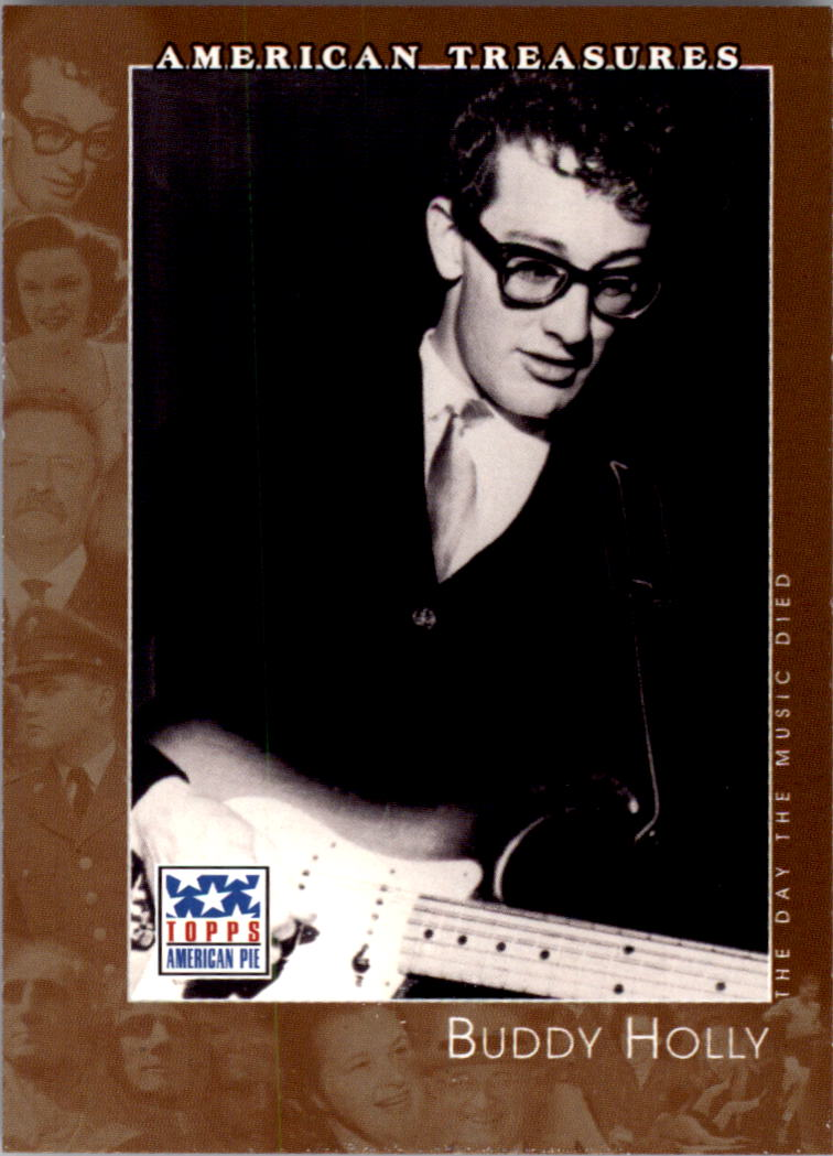 2002 Topps American Pie #119 Buddy Holly