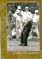 2002 Topps American Pie #141 Dwight Eisenhower