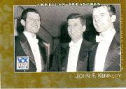 2002 Topps American Pie #142 John F. Kennedy