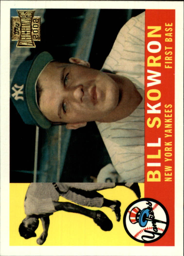 2002 Topps Archives #66 Moose Skowron 60