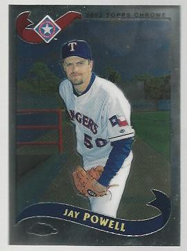 2002 Topps Chrome Traded #T2 Jay Powell