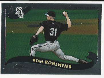 2002 Topps Chrome Traded #T43 Ryan Kohlmeier