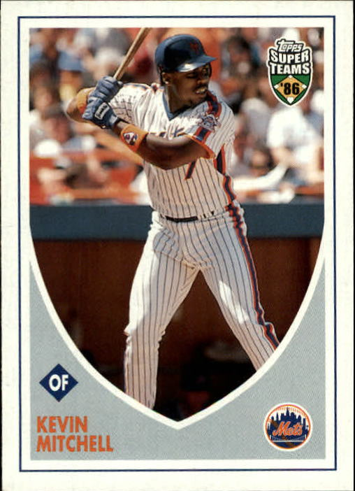 2002 Topps Super Teams #139 Kevin Mitchell