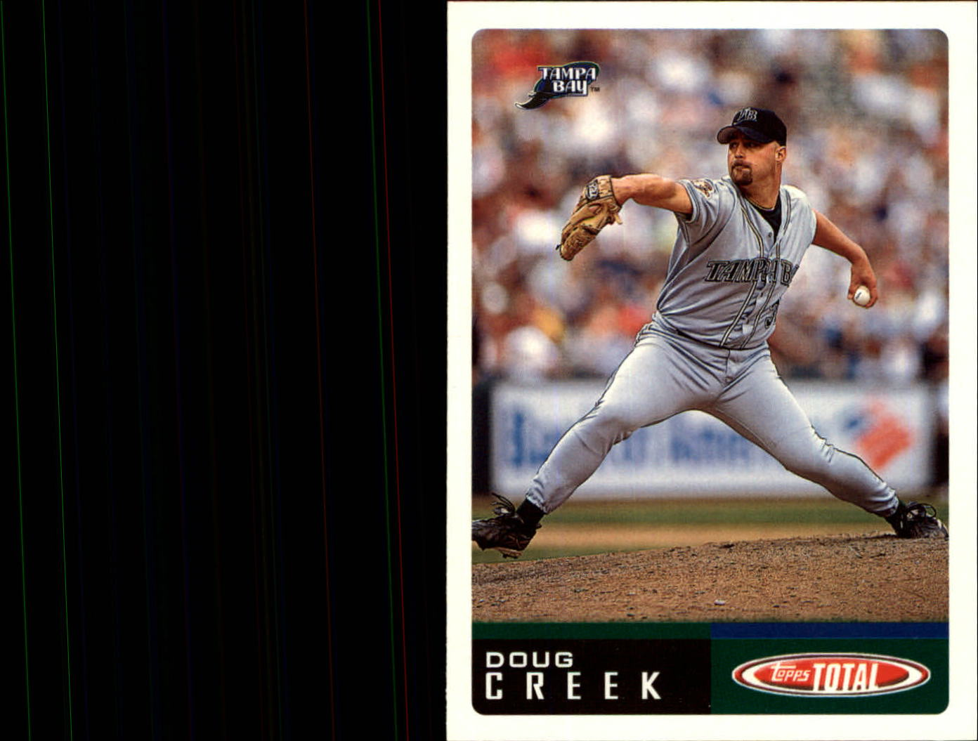 2002 Topps Total #21 Doug Creek