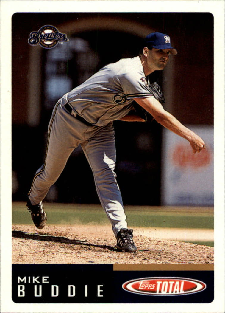 2002 Topps Total #56 Mike Buddie