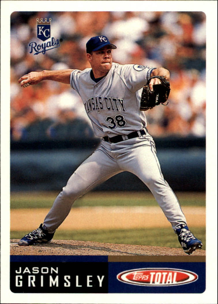 2002 Topps Total #66 Jason Grimsley