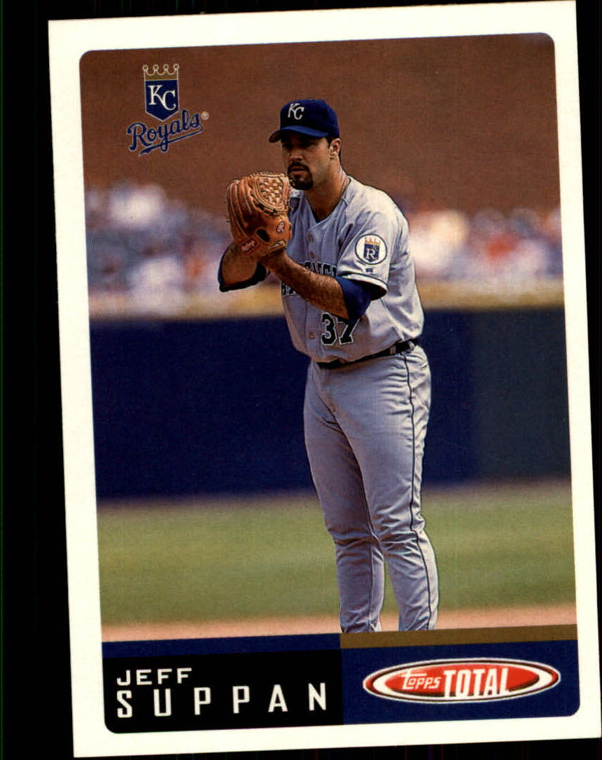 2002 Topps Total #89 Jeff Suppan