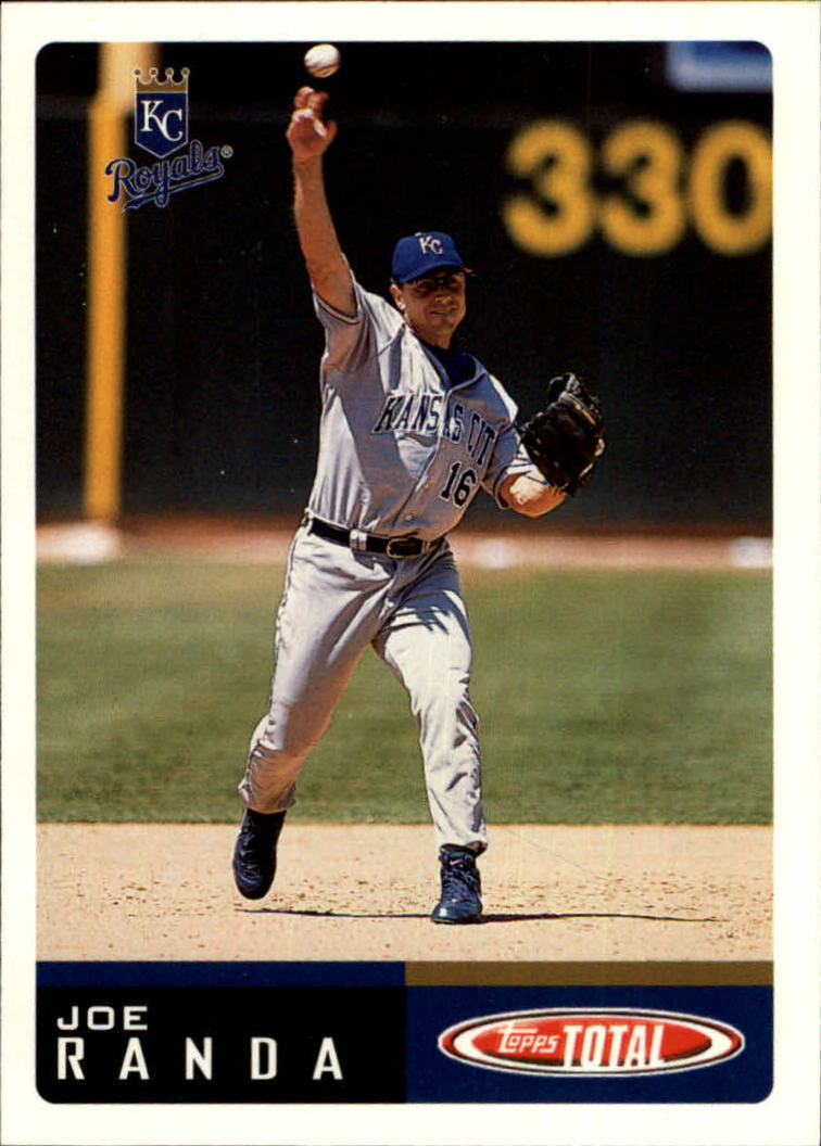 2002 Topps Total #97 Joe Randa