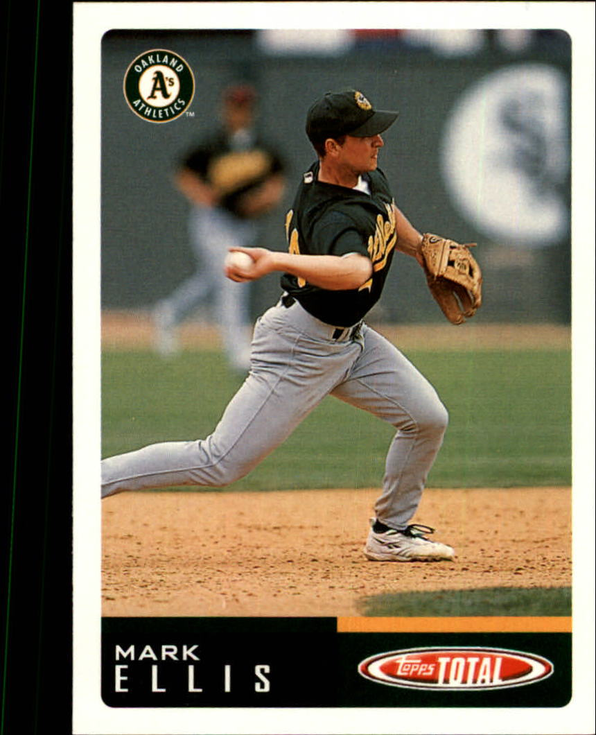 2002 Topps Total #116 Mark Ellis