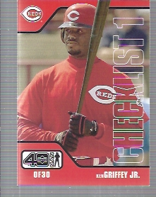 2002 Upper Deck 40-Man #1171 Ken Griffey Jr. CL