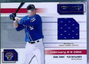 2002 Donruss Big League Challenge Materials #4 Richie Sexson Jsy