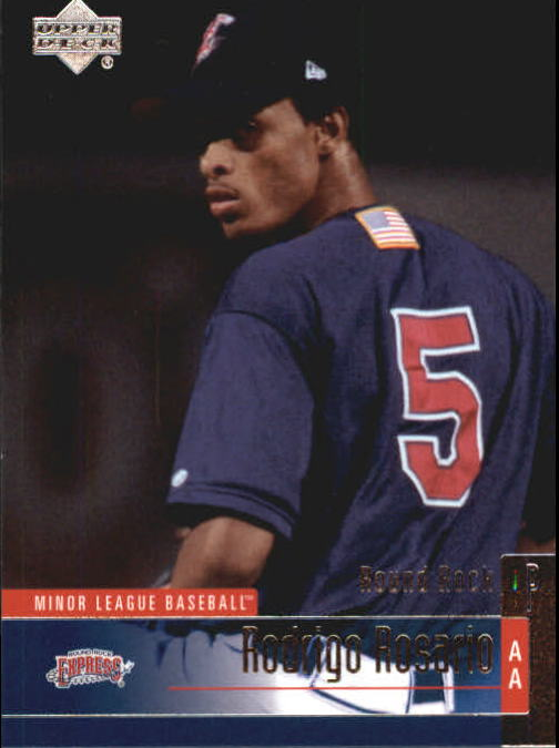 2002 UD Minor League #11 Rodrigo Rosario