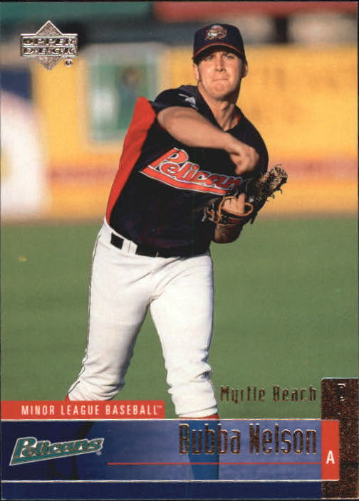 2002 UD Minor League #33 Bubba Nelson